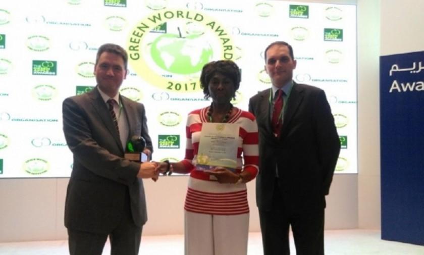 Çevre ve Şehircilik Bakanlığı Dubai'den 2 Ödülle Döndü