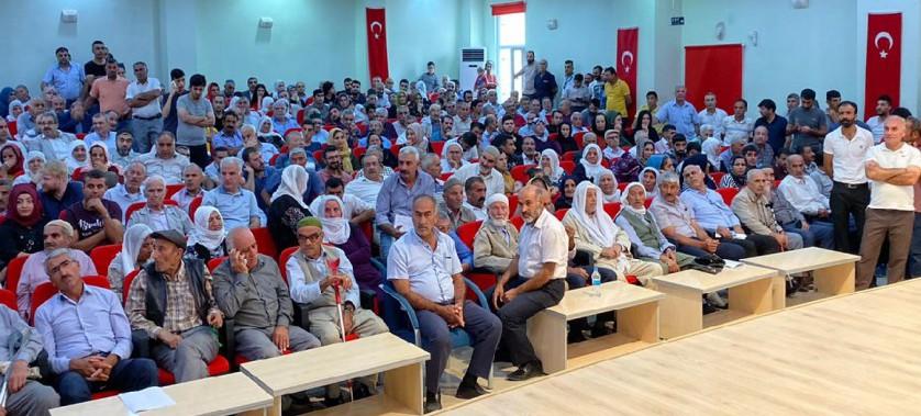 Mardin İli, Nusaybin İlçesi Proje Alanında Anahtar Teslimleri Gerçekleştiriliyor
