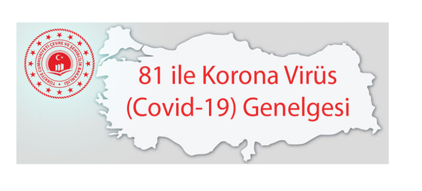 81 İl Valiliğine Korona virüs Tedbirlerini İçeren Genelge Gönderildi