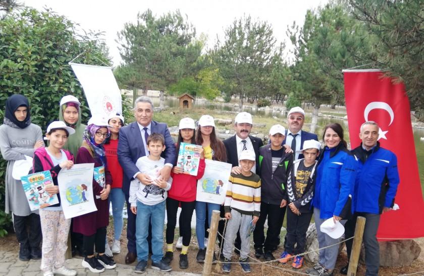 Sıfır Atık Projesi'ne Sevgi Evleri Çocuklarından Destek