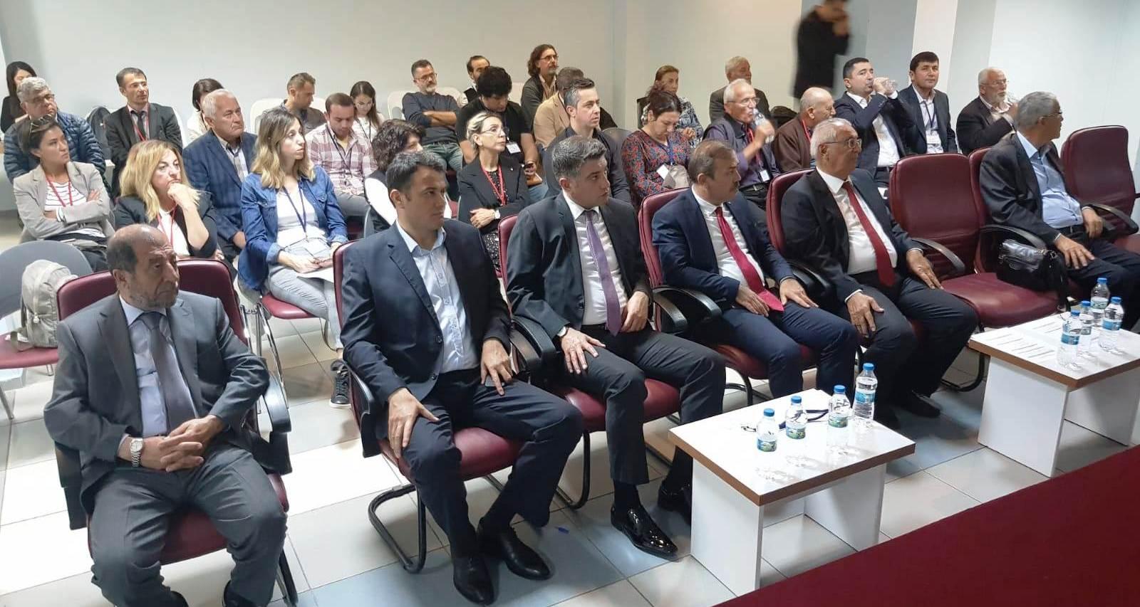 Kaş-Kekova Özel Çevre Koruma Bölgesi Biyolojik Çeşitlilik Araştırma Projesi ile ilgili toplantı yapılmıştır.