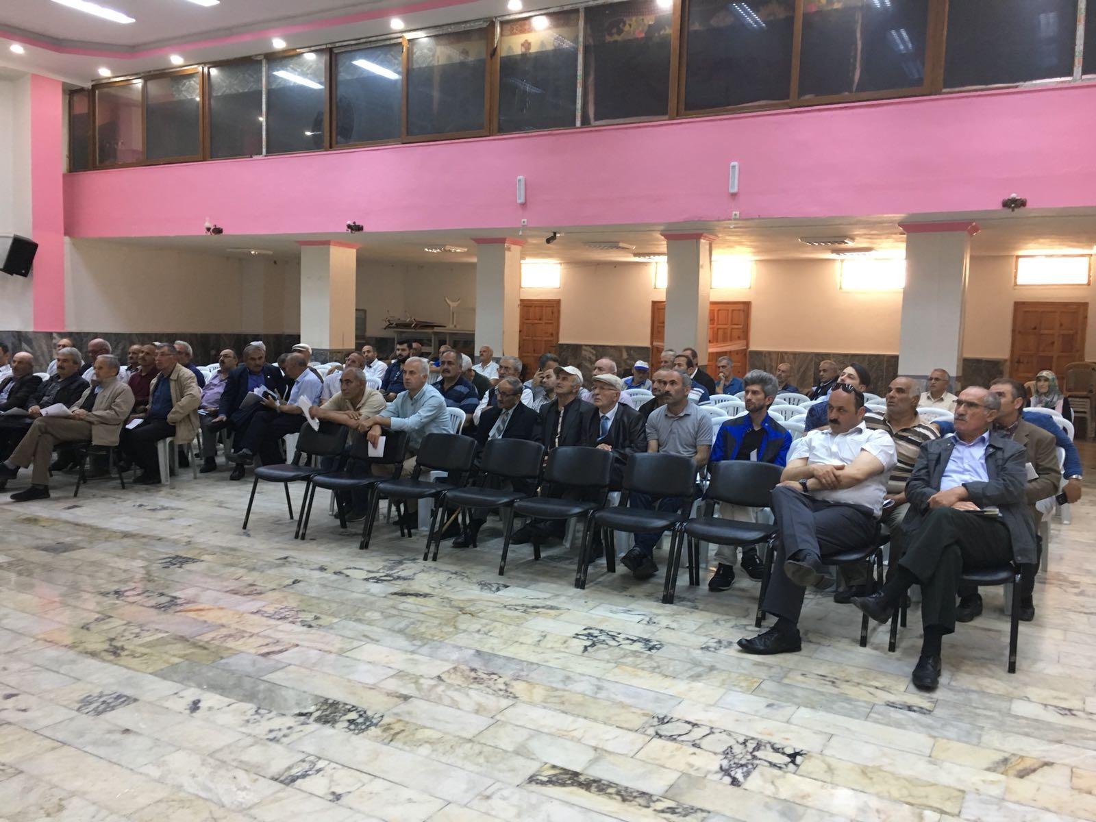 İmar Barışı Şavşat Toplantısı