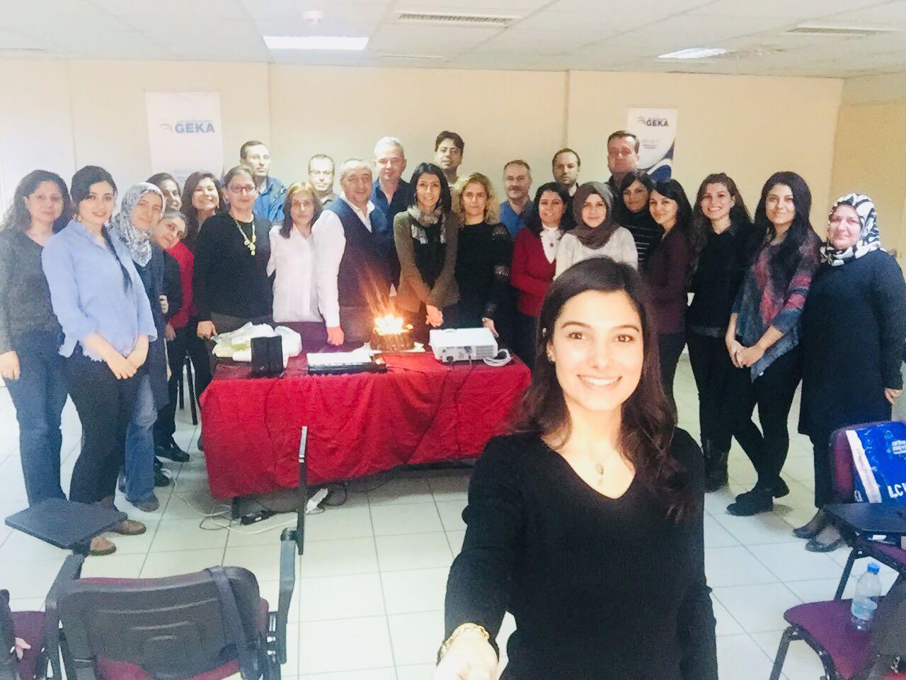 Aydın'da Kamu Personeli İşaret Dili Öğreniyor