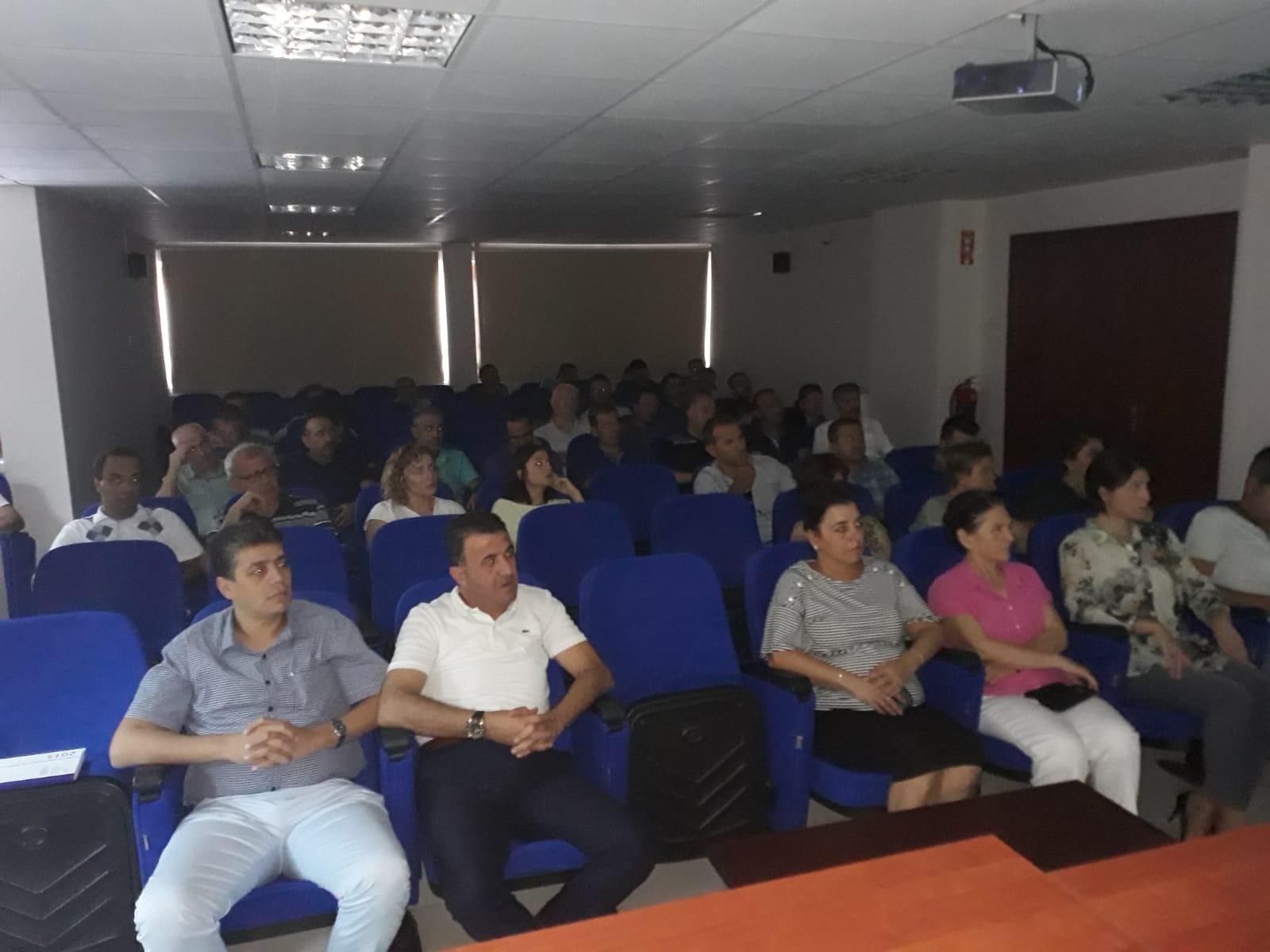 İl Müdürlüğümüz Konferans Salonunda Sıfır Atık Projesi Bilgilendirme Sunumu Gerçekleştirildi