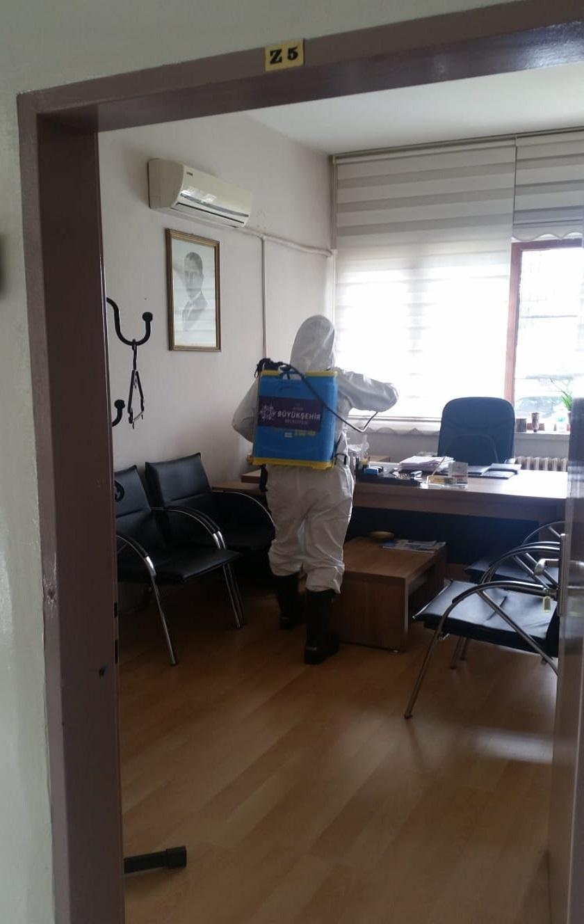 Koronavirüs (COVID-19) Tedbirleri Kapsamında İl Müdürlüğümüzce Alınan Önlemler