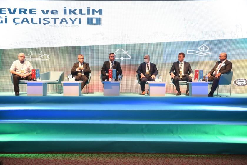Körfez Çevre ve İklim Değişikliği Çalıştayı