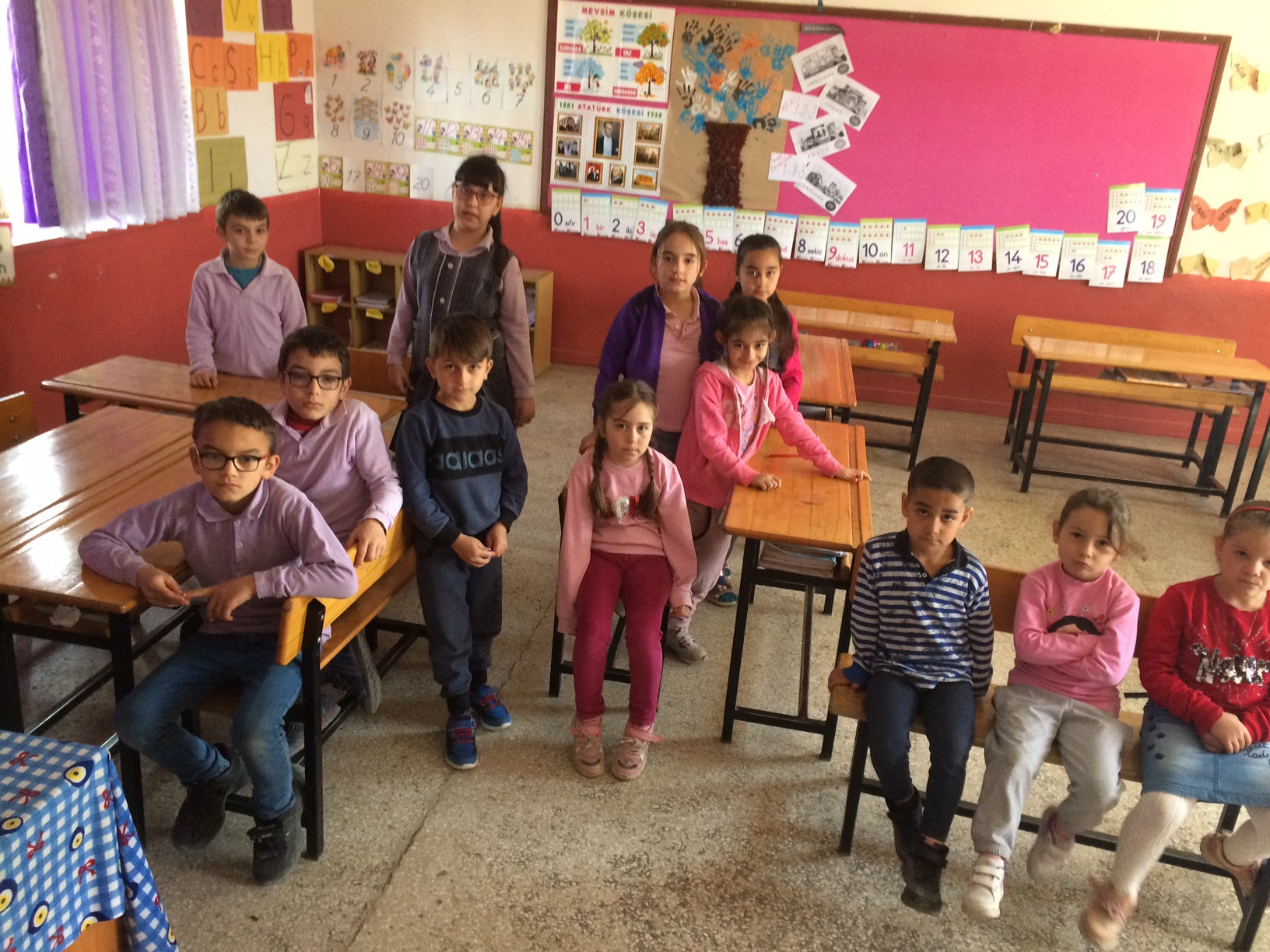Akağaç Yukarı İlkokulu'nda Sıfır Atık Konulu Eğitim Verildi