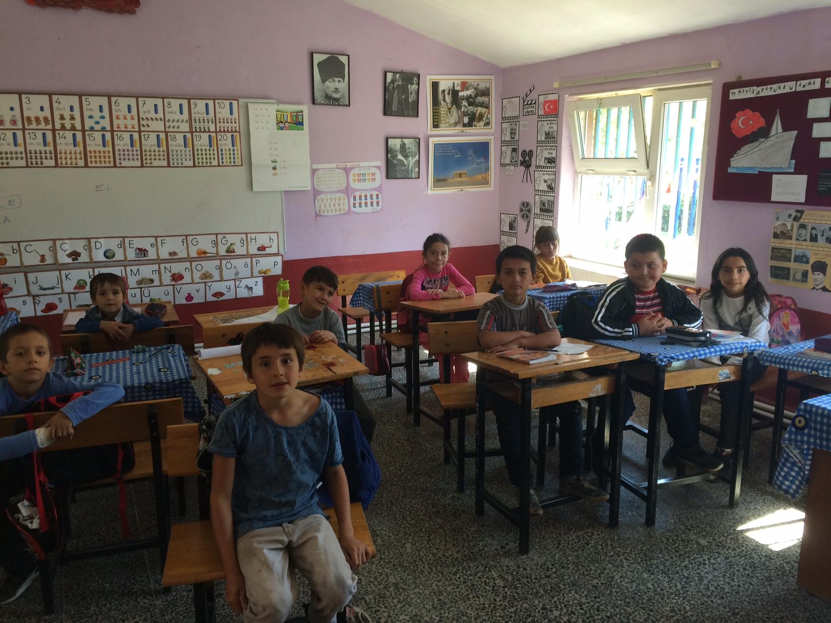 Şükürler İlkokulu'nda Sıfır Atık Konulu Eğitim Verildi