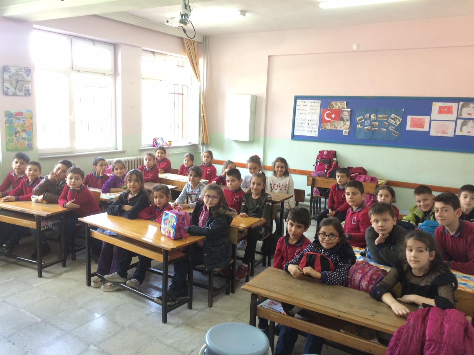 Sülek İlkokulu'nda Sıfır Atık Konulu Eğitim Verildi