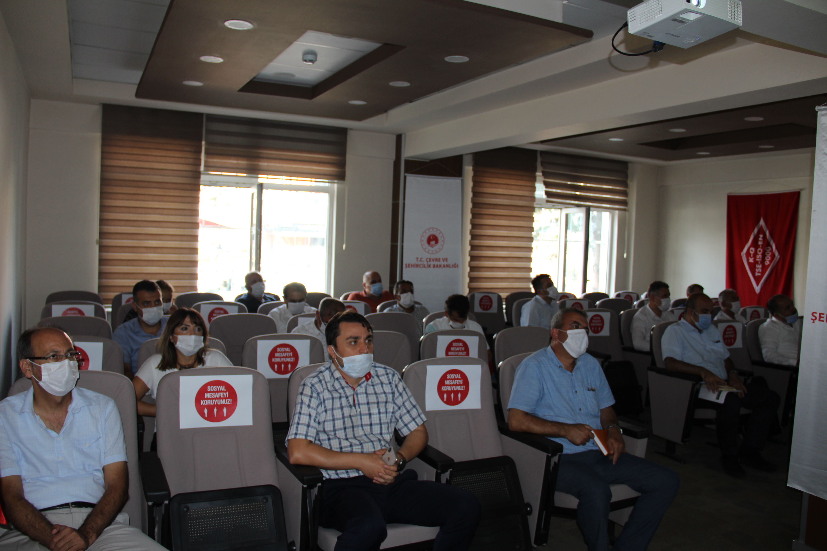 Türkiye Afet Müdahale Planı (TAMP) Destek Çözüm Ortakları Toplantısı