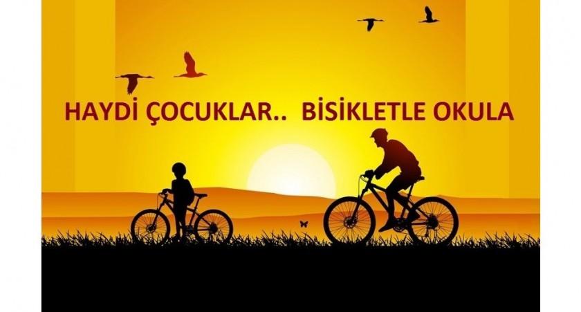 Haydi Çocuklar Bisikletle Okula