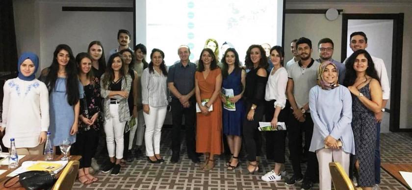 İzmir Dokuz Eylül Üniversitesi ile Ortak Akıl Toplantısı