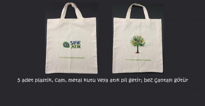 Plastik Poşetlerin Ücretlendirilmesine İlişkin  Basın Açıklaması
