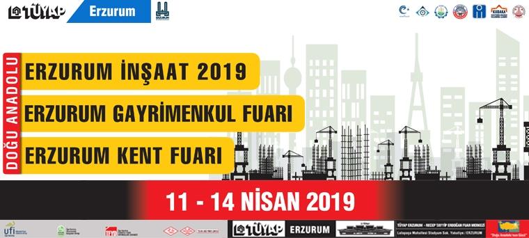 Fuar Hakkında l Doğu Anadolu Erzurum İnşaat 2019