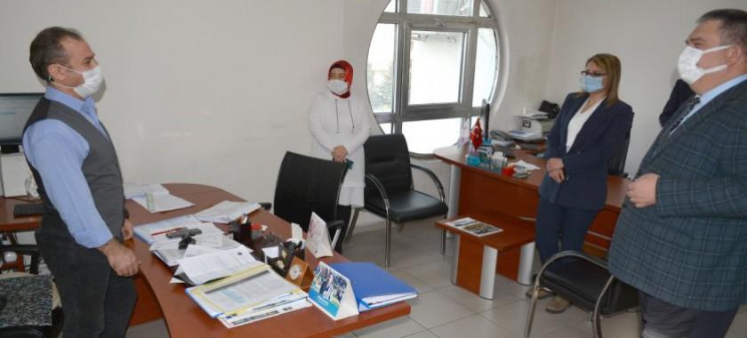 Koronavirüs Tedbirleri Kapsamında İl Müdürlüğümüzün Denetimi Gerçekleştirildi
