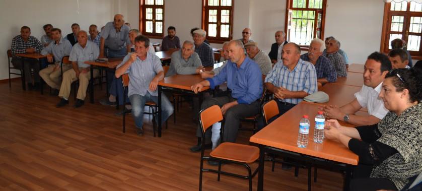 Dörtdivan İlçemizde İmar Barışı Bilgilendirme Toplantısı
