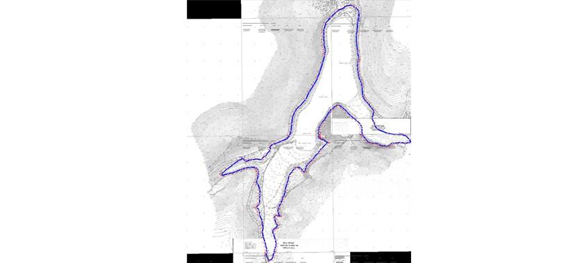 Göynük İlçesi, Sünnet Göl'ü kıyı kesimine ait kıyı kenar çizgisi onaylandı