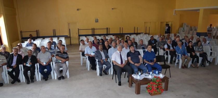 Mengen İlçemizde İmar Barışı Bilgilendirme Toplantısı