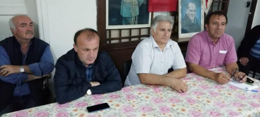SALIBEYLER MAHALLESİ İMAR BARIŞI TOPLANTISI