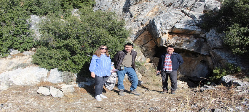 Burdur İli Sefer Yitiği Mağarası