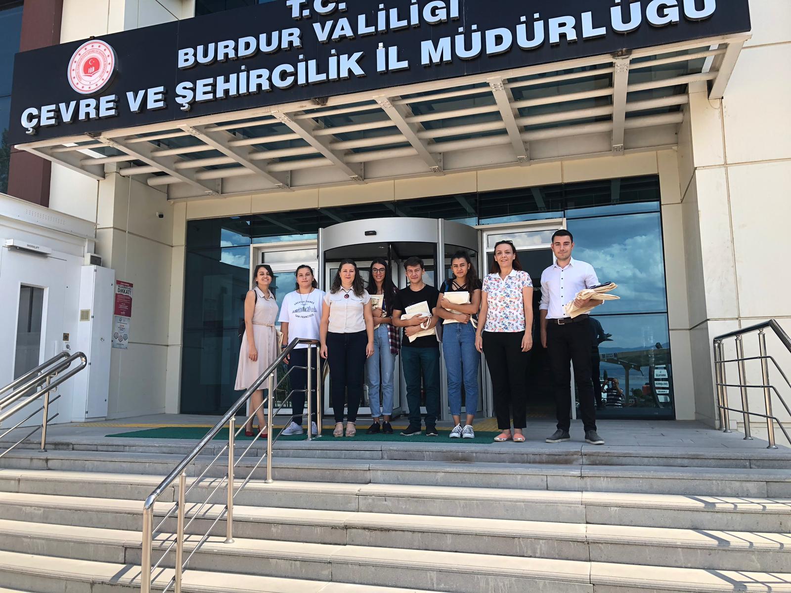 İl Çocuk Hakları Komitesi temsilcilerine Sıfır Atık Eğitimi verildi
