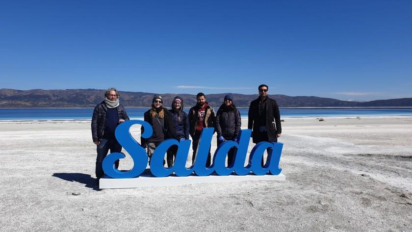 Salda Gölü örneği üzerinde siyanobakterilerin silis çökelimi üzerine etkilerinin araştırılması