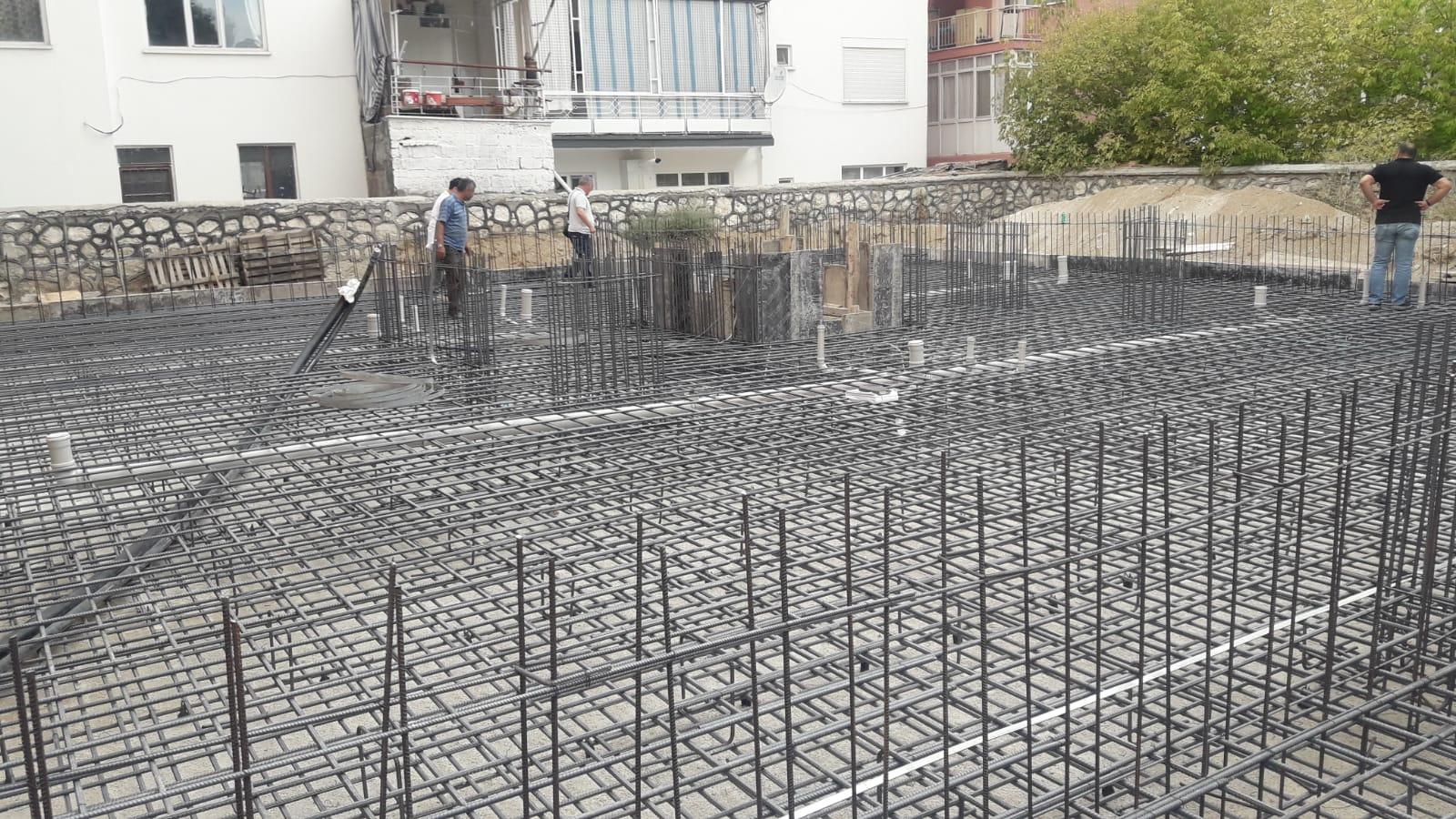 Yapı denetimi ve yapı malzeme şubemizce ilimizde faaliyet gösteren yapı denetim firmalarının şantiye denetimlerine devam edilmektedir