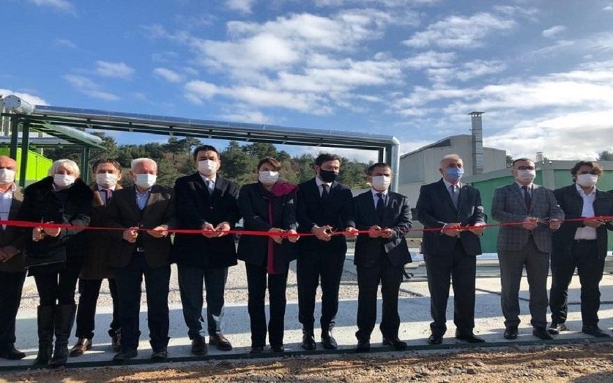 Çöp Depolama Alanı Enerji Üretim Tesisi Açılışı Gerçekleştirildi