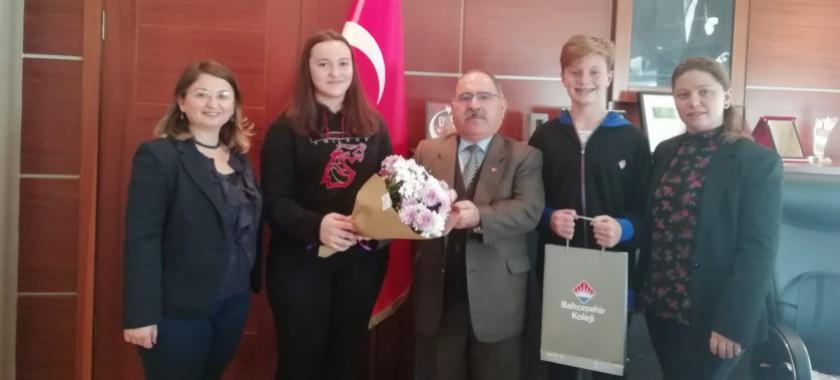 Bahçeşehir Koleji Çanakkale Kampüsü'nden Anlamlı Ziyaret…