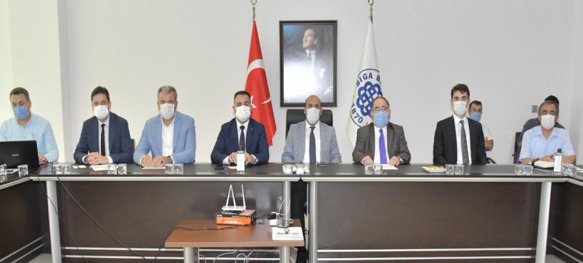 KAMU BİNALARI ENVANTER SİSTEMİ (KAYES) ÇALIŞMALARI  BİGA'DA BAŞLIYOR.