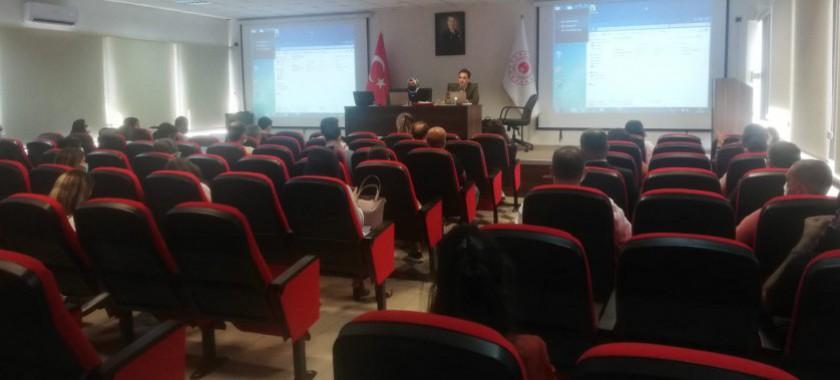 Marmara Denizi Atık Yönetimi ve Bölgesel Deniz Çöpleri Eylem Planı Toplantısı