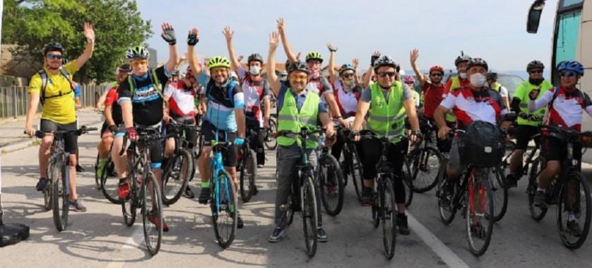 Şehitlere Saygı Sürüşü Bisiklet Turu