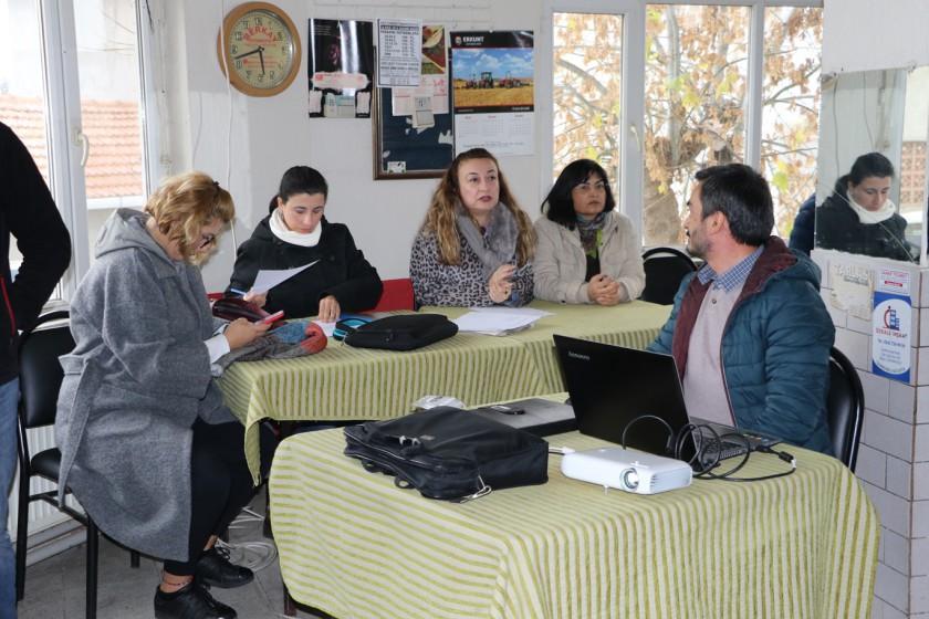 İÇDAŞ ELEKTRİK ENERJİSİ  ÜRETİM VE YATIRIM  A.Ş Tarafından Yapılması Planlanan  Helvacı Köyü  Kömür Ocağı Projesi  ile ilgili Halkın Katılımı Toplantısı 15.11.2018 Tarihinde Çan/Helvacı köyü köy kahvehanesinde gerçekleştirilmiştir.