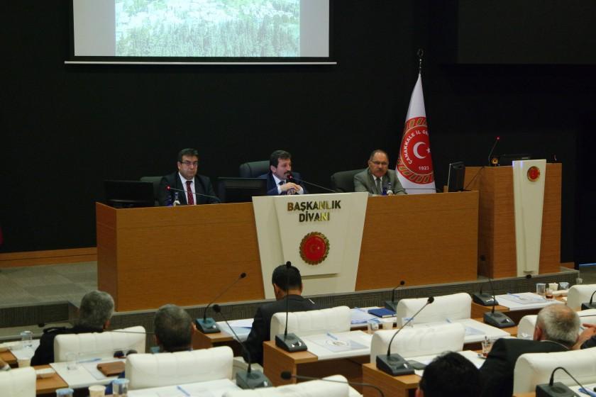 Muhtarlar Toplantısı, Vali Orhan TAVLI Başkanlığında Yapıldı.