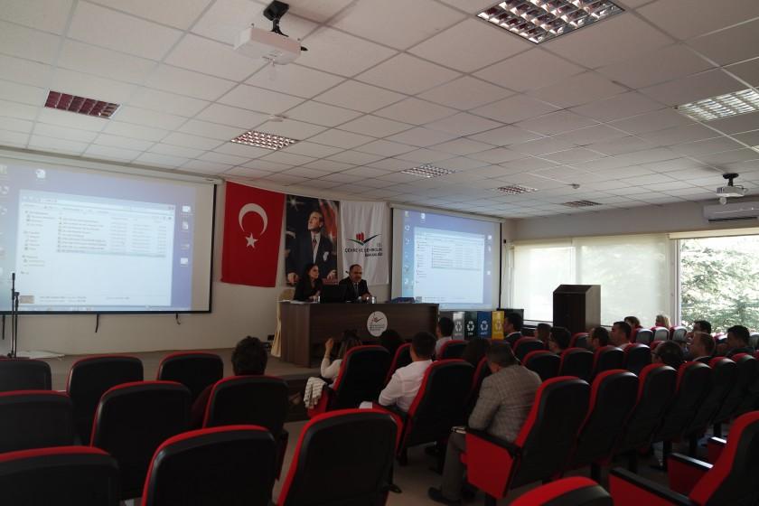 Sıfır Atık Toplantısı 13 Nisan Tarihinde Düzenlenmiştir.