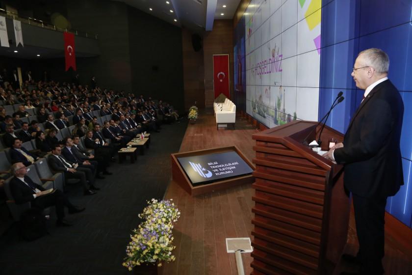 3. Uluslararası Akıllı Şehirler Konferansına Katılım Sağlandı.
