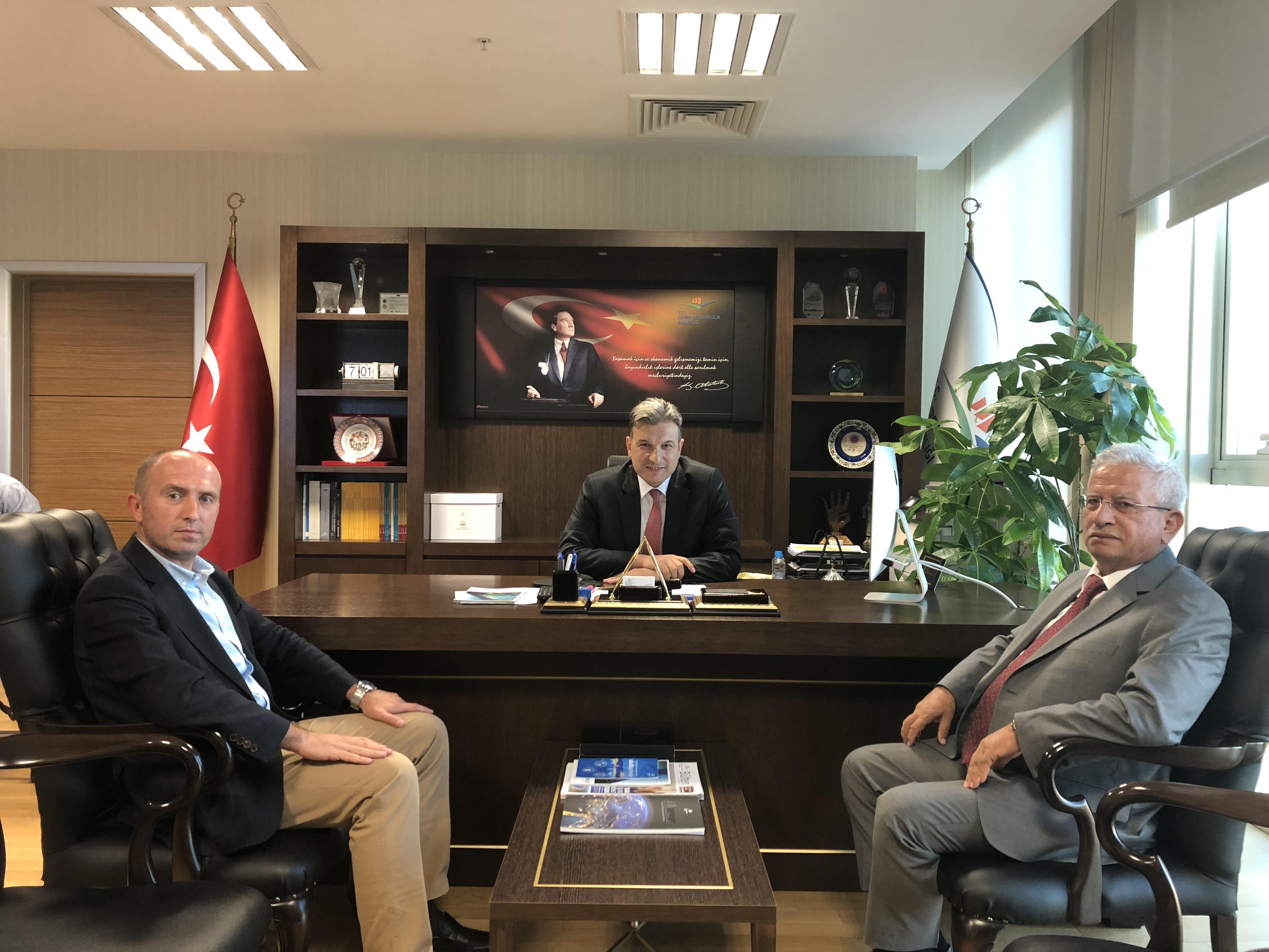 Bakanlığımız İle Balıkesir Üniversitesi Arasında İşbirliği Protokolü İmzalandı.