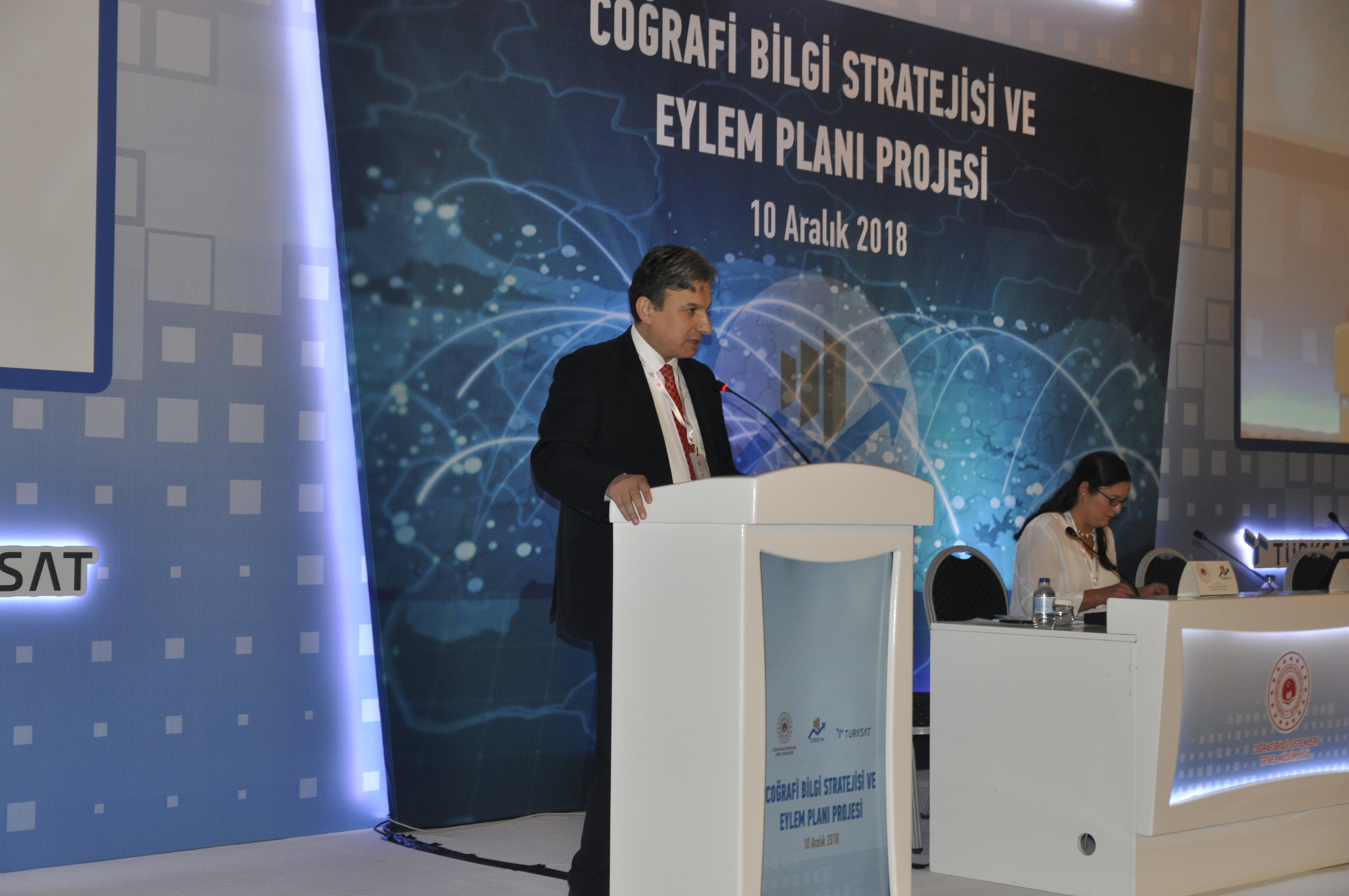 Coğrafi Bilgi Stratejisi ve Eylem Planı Hazırlanması Projesi Paydaş Kurumlar Değerlendirme Toplantısı Yapıldı.
