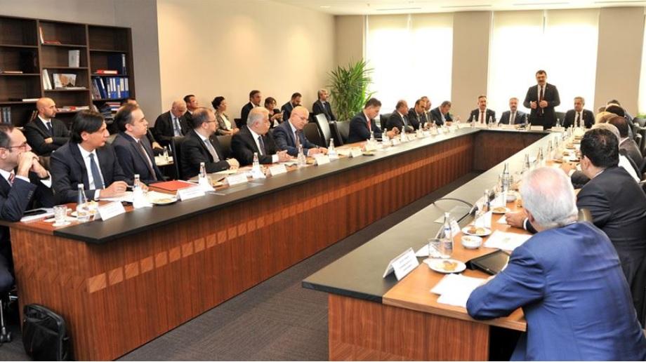 Cumhurbaşkanlığı Bilim, Teknoloji ve  Yenilik Politikaları Kurulu (BTYPK) Toplantısına Katılım Sağlandı.