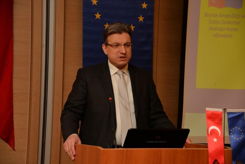 INSPIRE Direktifinin Uygulanmasına Yönelik Yatay Sektörde Kapasite Geliştirme İçin Teknik Destek Projesi Kapanış Toplantısı Yapıldı.