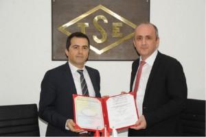 ISO 20000-1 HYS Standartı Sertifika Töreni