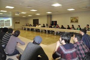 İstanbul Teknik Üniversitesi Jeodezi ve Fotogrametri Kulübü Ziyareti