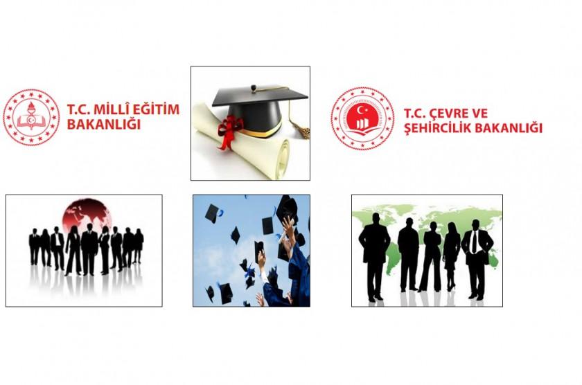 Milli Eğitim Bakanlığı Coğrafi Bilgi Sistemleri Alanında Yurt Dışına 21 Yüksek Lisans Öğrencisi Gönderiyor.