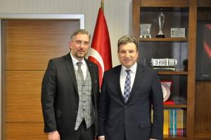 PTT Teknoloji Genel Müdürlüğü Ziyareti