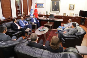 TUCBS Entegrasyon Projesi Kapsamında Eskişehir ve Bursa Büyükşehir Belediyeleri Ziyaret Edildi.