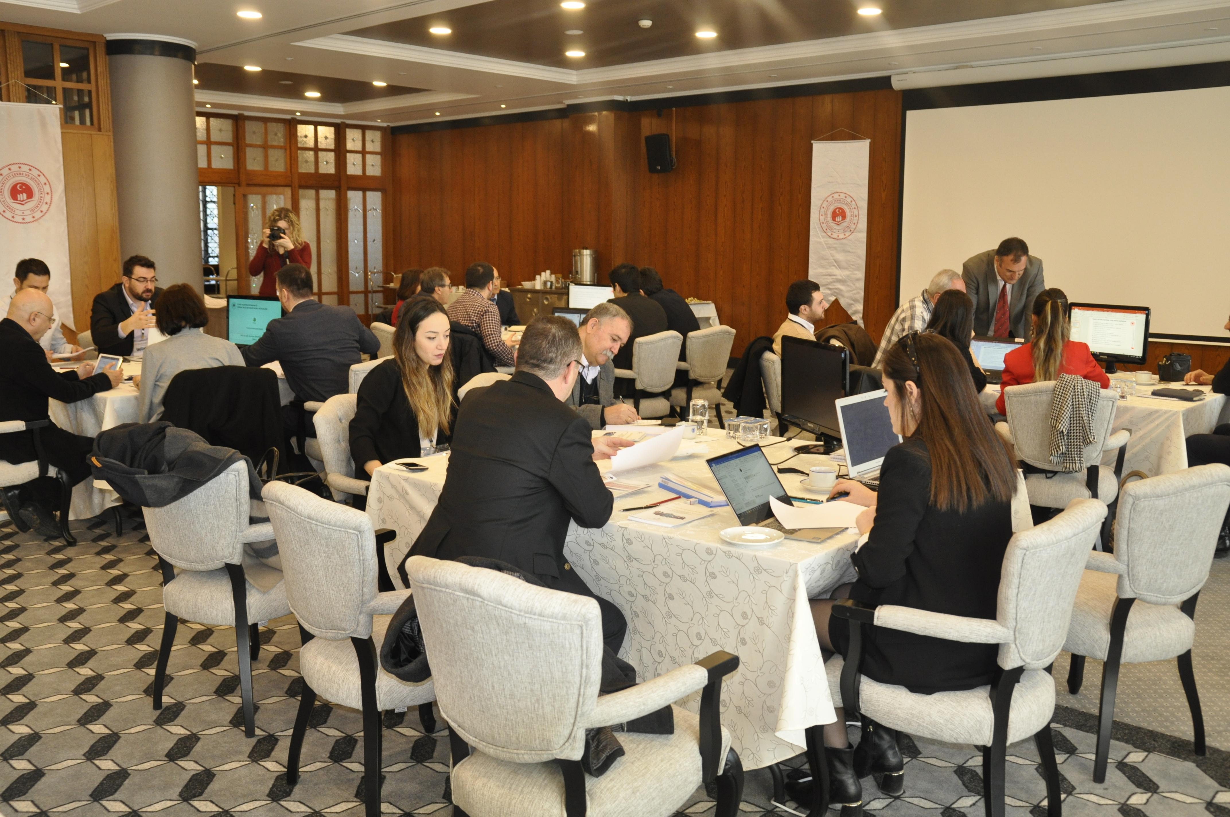 TUCBS Entegrasyon Projesi Proje Değerlendirme Toplantısı Yapıldı.