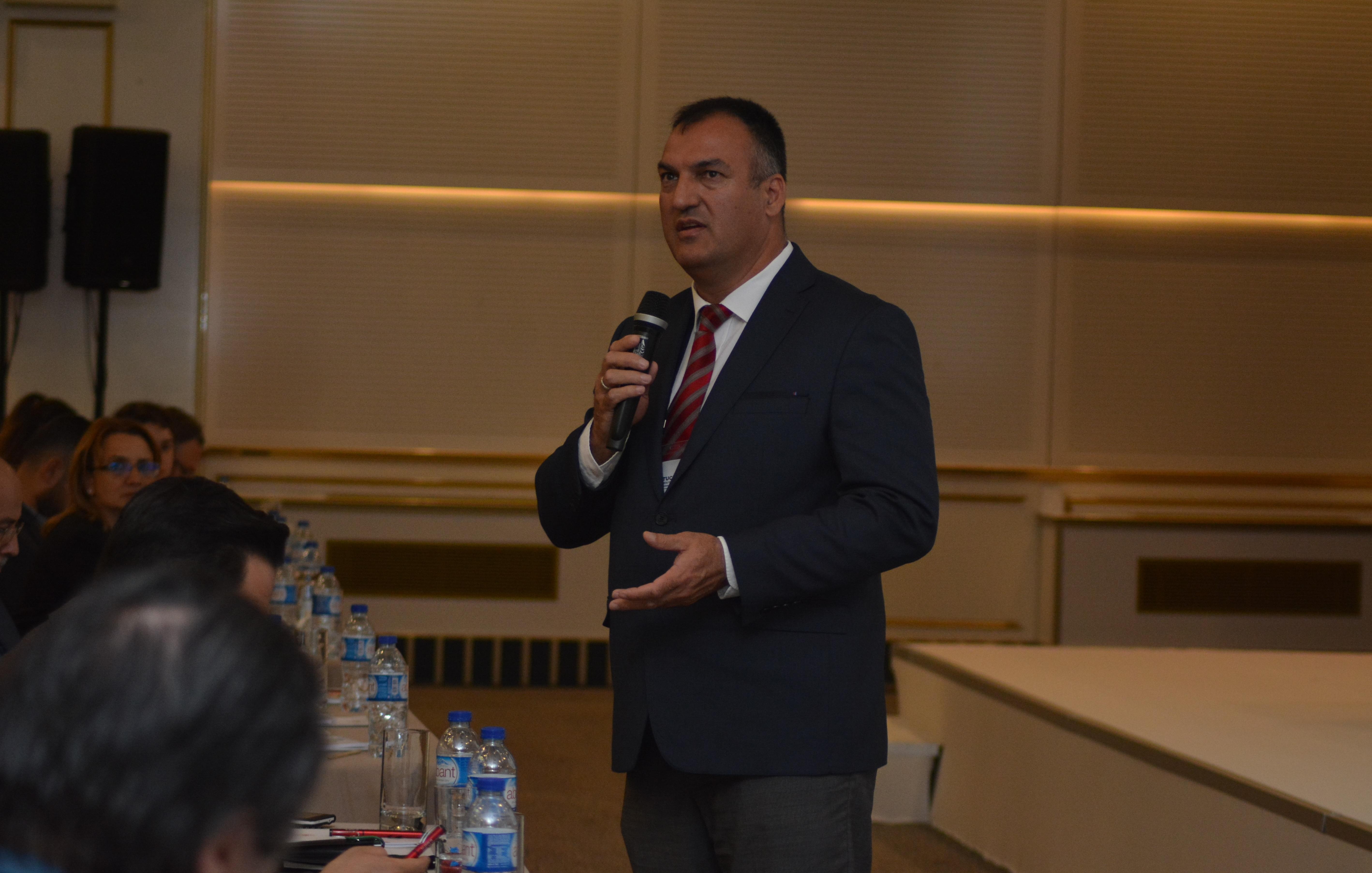 TUCBS Entegrasyon Projesi Kapanış ve Bilgilendirme Toplantısı Yapıldı.
