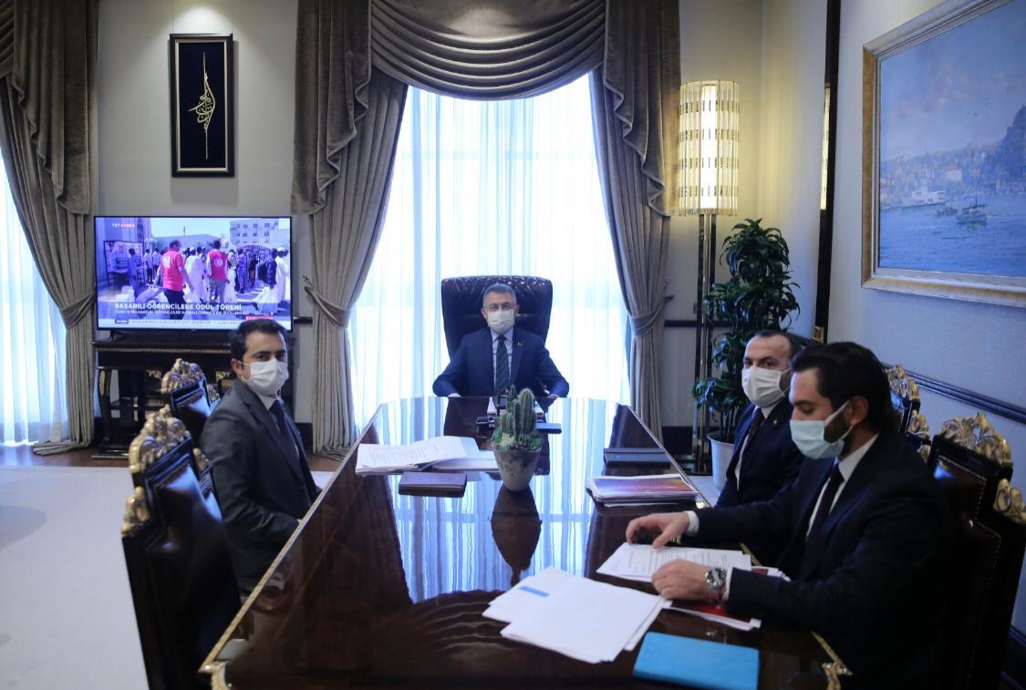 Türkiye Coğrafi Bilgi Sistemi Kurulu 3. Olağan Kurul Toplantı Hazırlıkları