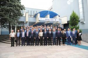 Türkiye Ulusal Coğrafi Bilgi Sistemi (TUCBS) Teknik Komite Toplantısının İkincisi Gerçekleştirildi.