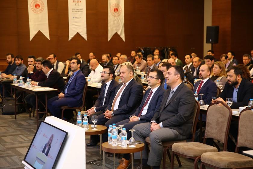 Türkiye Ulusal Coğrafi Bilgi Sistemi (TUCBS) Altyapısının Kurulumu Projesi Çalışma Grupları Bilgilendirme Toplantısı Gerçekleştirildi.